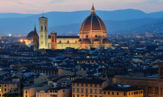 Florència Del 21 Al 25 De Juny