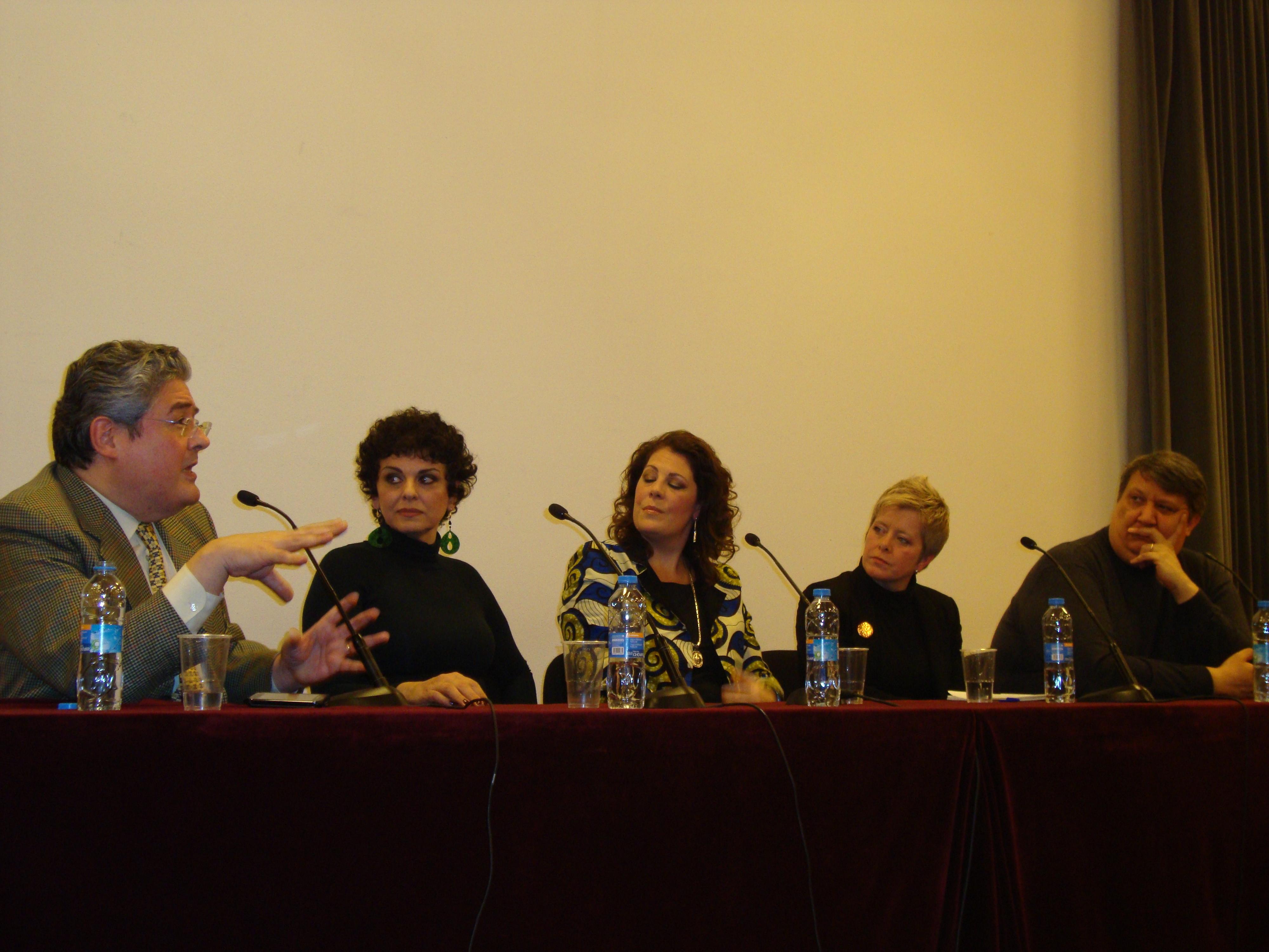 Diàleg Amb Els Artistes De Tosca