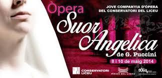 'Suor Angelica' Al Conservatori. Preu Especial Per A Amics Del Liceu