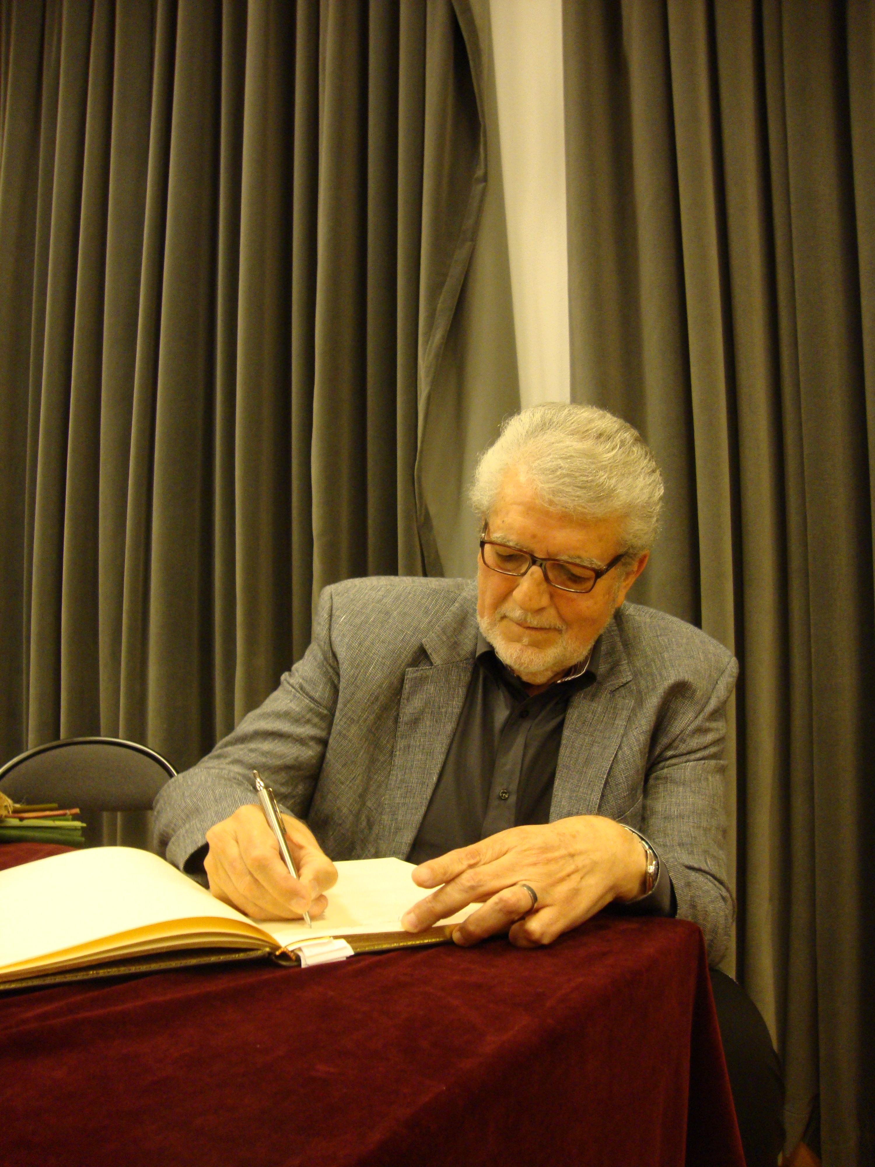 Crònica Del Diàleg D'homenatge A Joan Pons