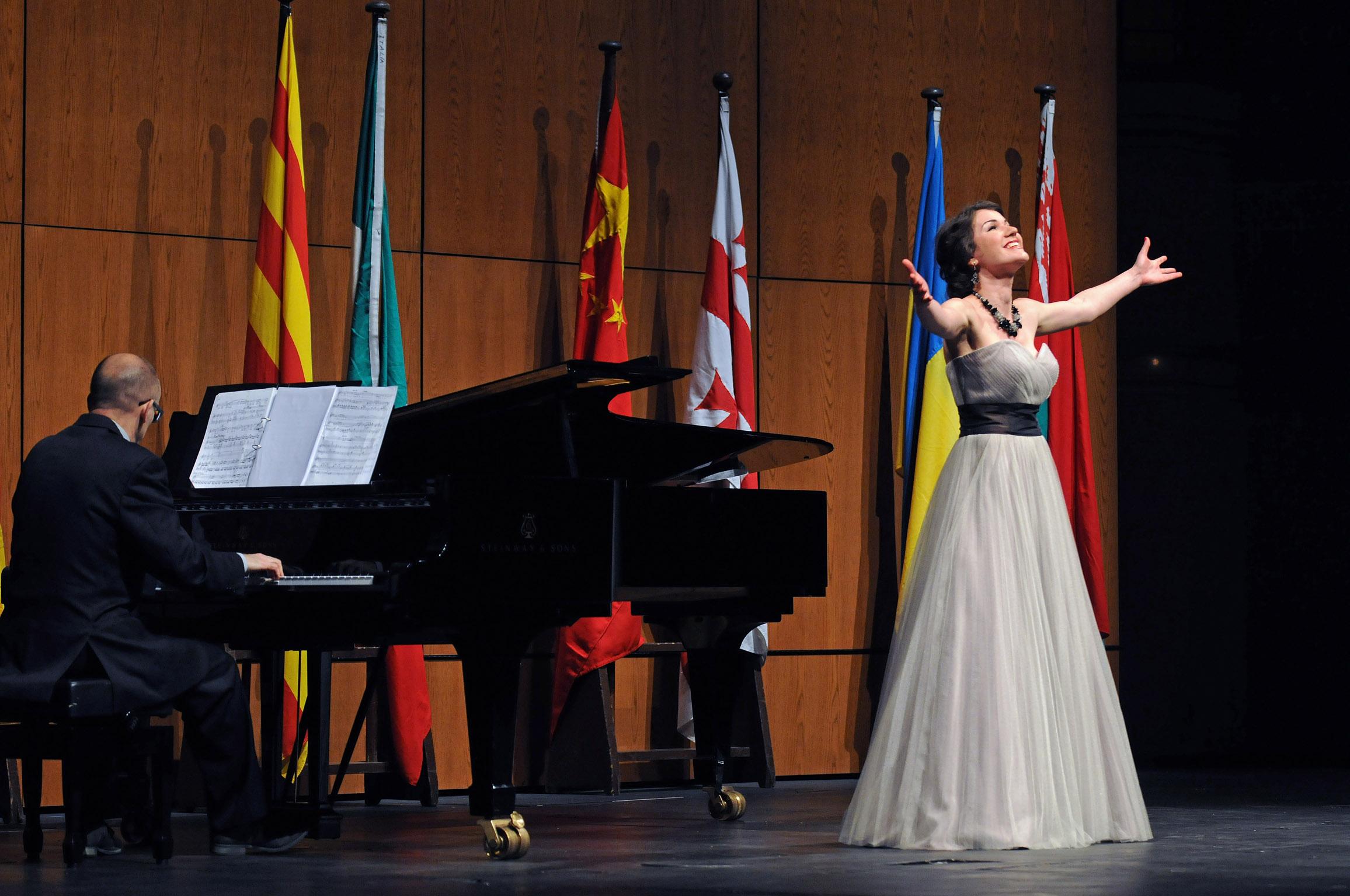52è Concurs Internacional De Cant Francesc Viñas
