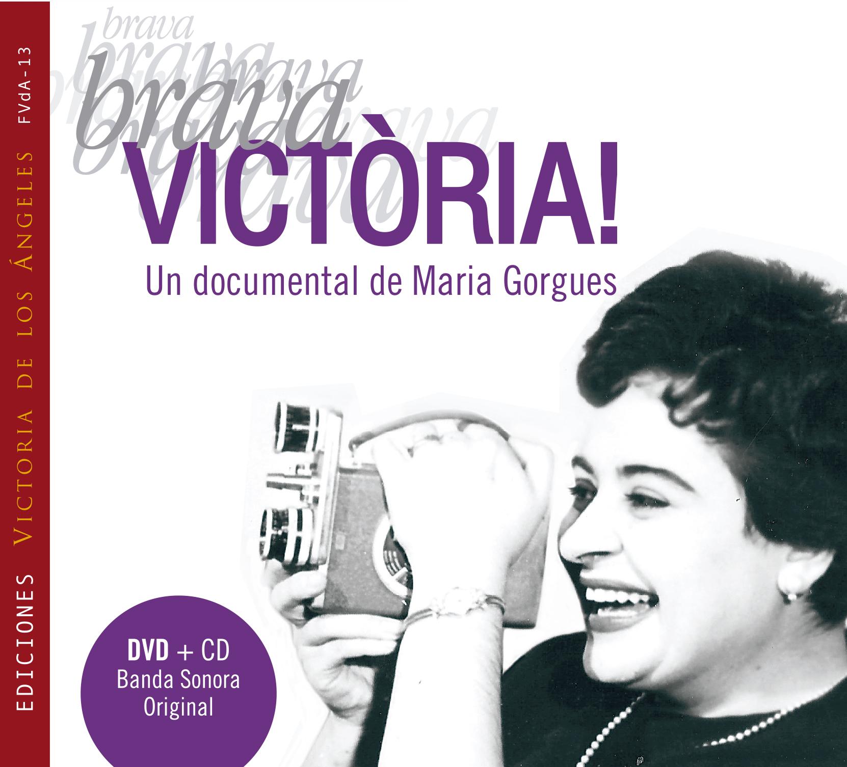 El DVD De Brava, Victòria! A La Venda