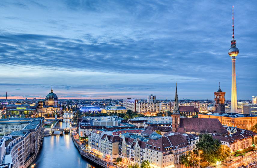BERLÍN, Del 12 Al 17 D'octubre