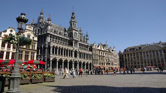 BRUGES-BRUSSEL·LES, Del 19 Al 24 De Maig