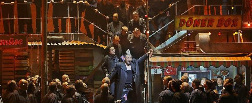 Visions A L'entorn De L'Anell Del Nibelung Del Festival De Bayreuth