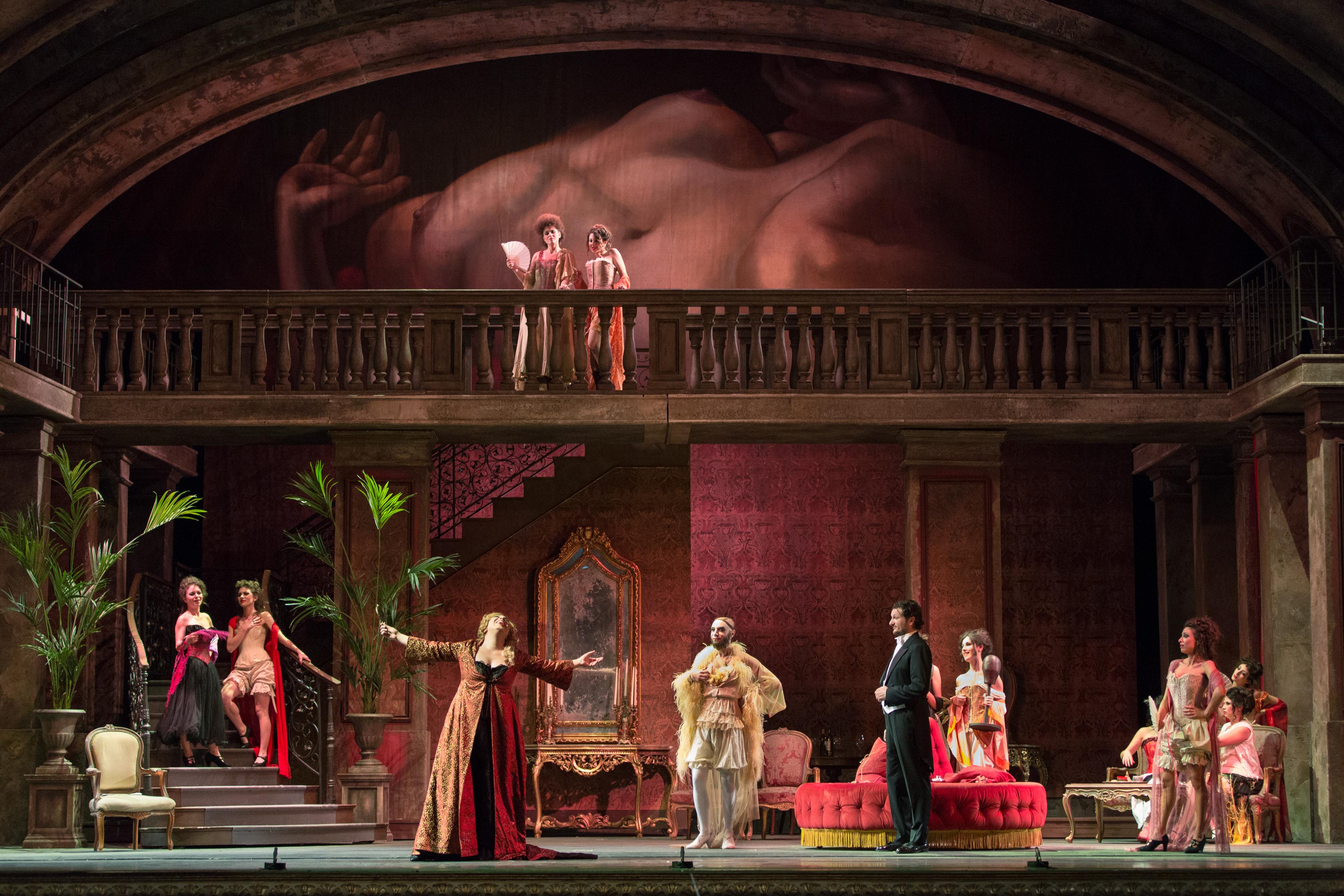 "Conferencia A L'entorn De ""Manon Lescaut"""