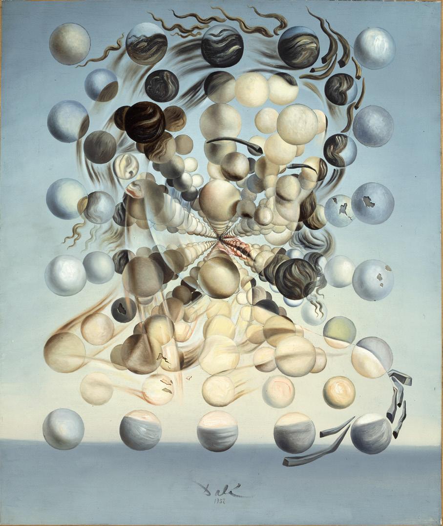 Visita Guiada A La Exposición «Gala Dalí, Una Habitación Propia En Púbol»