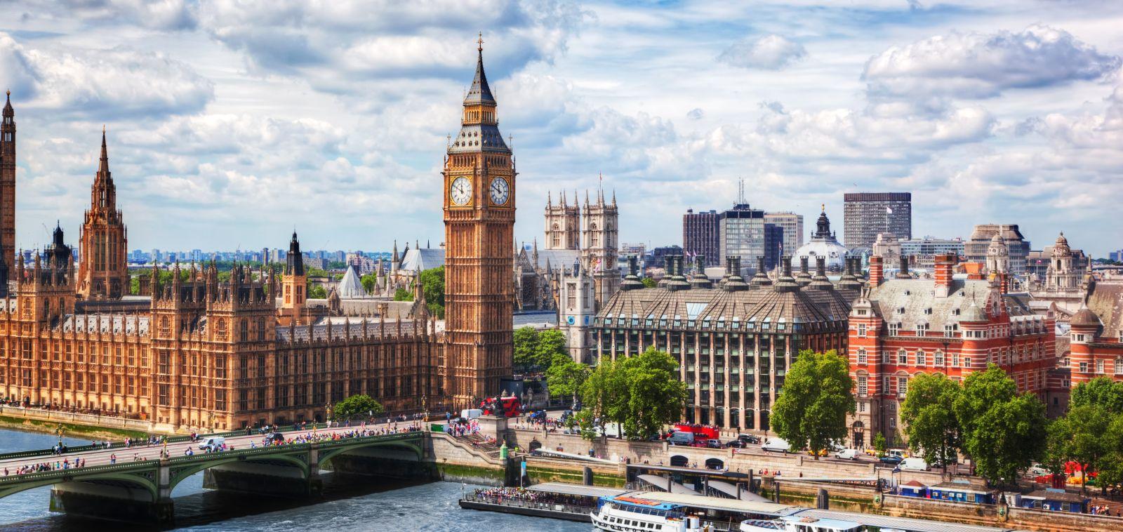 Londres, Del 16 Al 21 De Enero