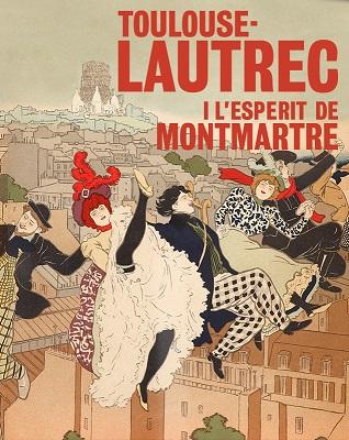 Visita Guiada A L'exposició Toulouse-Lautrec I L'esperit De Montmartre