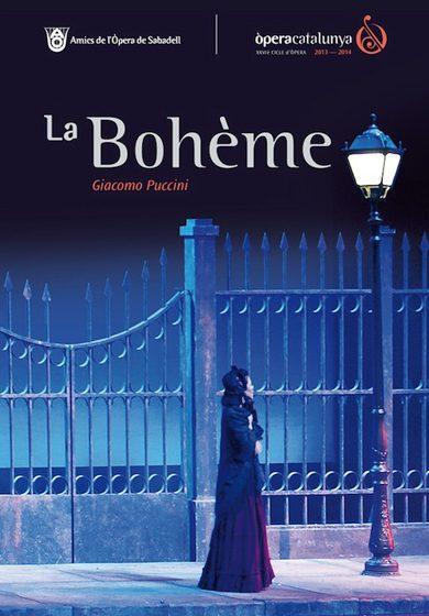La Bohème A Sabadell, Diumenge 5 De Maig