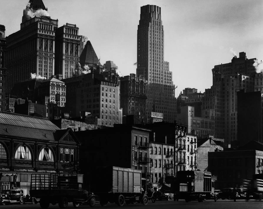"""Visita Guiada A L'exposició """"Berenice Abbott, Retratos De La Modernidad"""""""