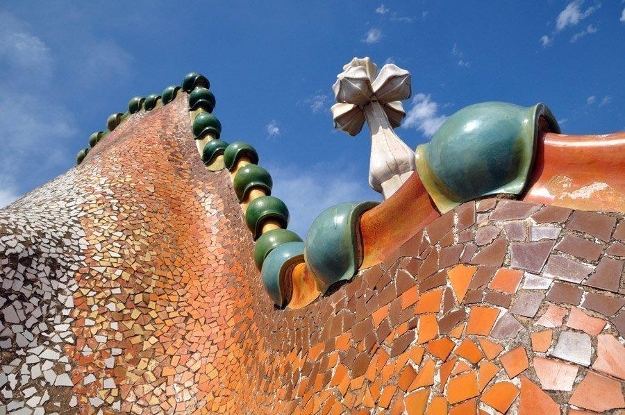 Visita Guiada A La Restauración De La Casa Batlló