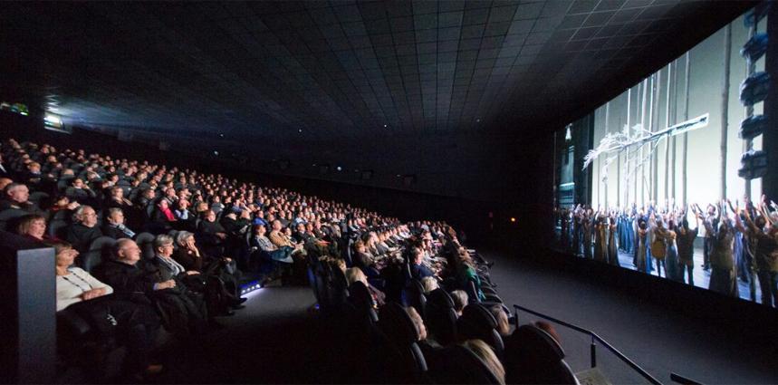 """Retransmissió De """"La Gioconda"""" Als Cinemes"""