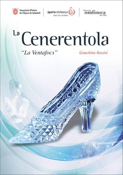 Ven A Sabadell Ver «La Cenerentola» Con Los Amics!