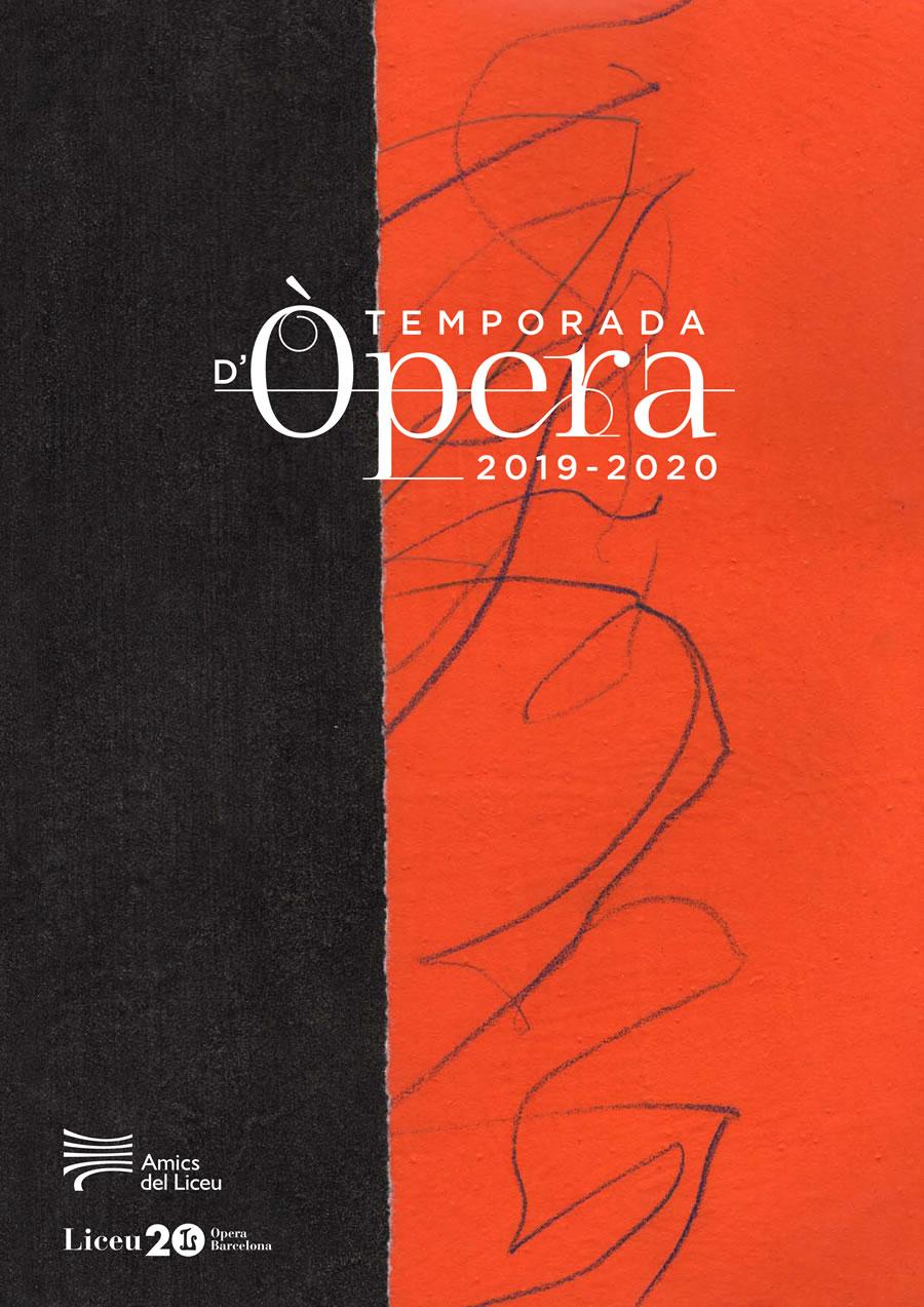 Inauguración Exposición Libro «Temporada D'òpera 2019-2020»