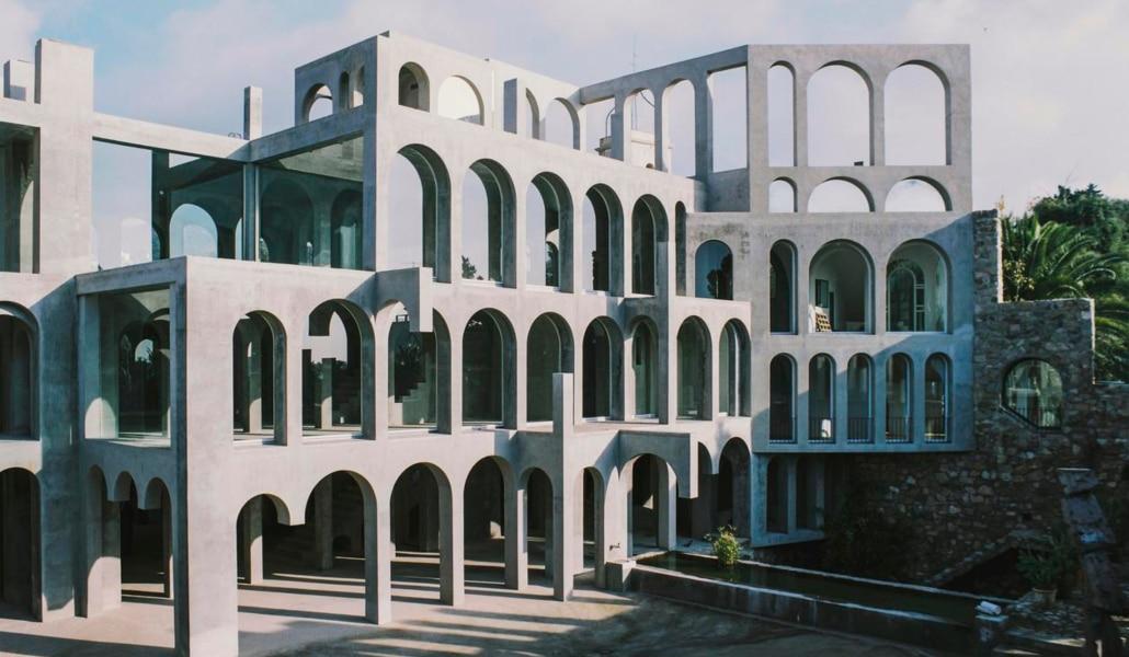 Visita Comentada Al Centre D'Investigacions I Activitats Artístiques Xavier Corberó