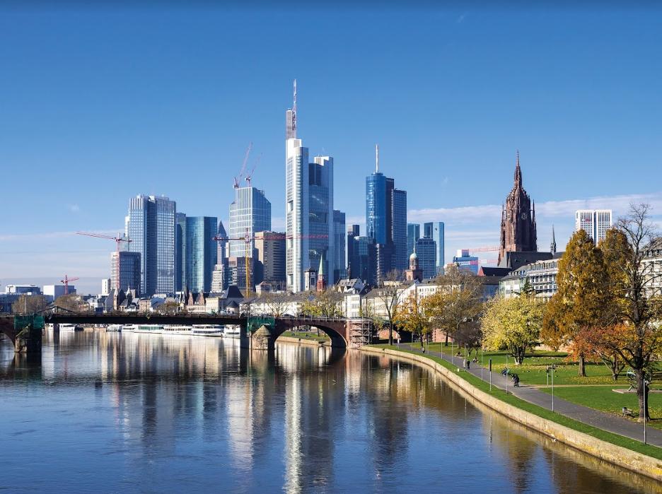 VIATGE CANCEL·LAT Frankfurt, Del 26 Al 29 De Juny