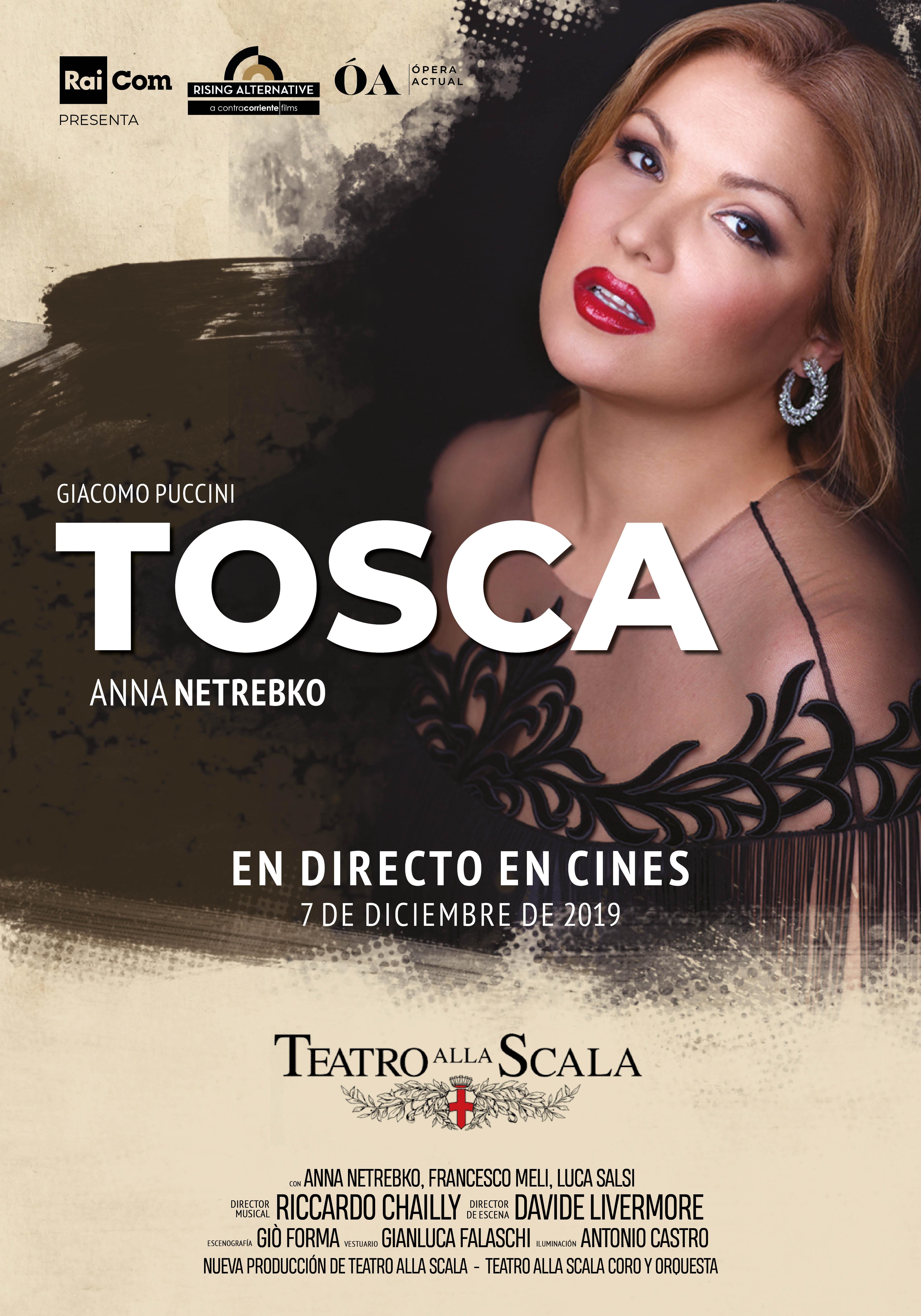 Promo Especial Para Ver «Tosca» En Los Cines Cinesa
