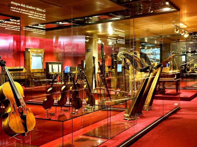 Visita Comentada Al Museo De La Música
