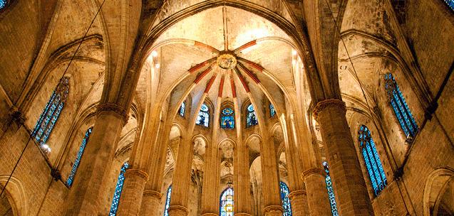 Visita Comentada A Santa Maria Del Mar (Tejados Incluidos)