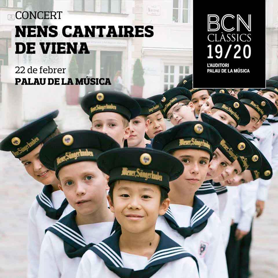 Promo Especial Para El Concierto De Los Niños Cantores De Viena
