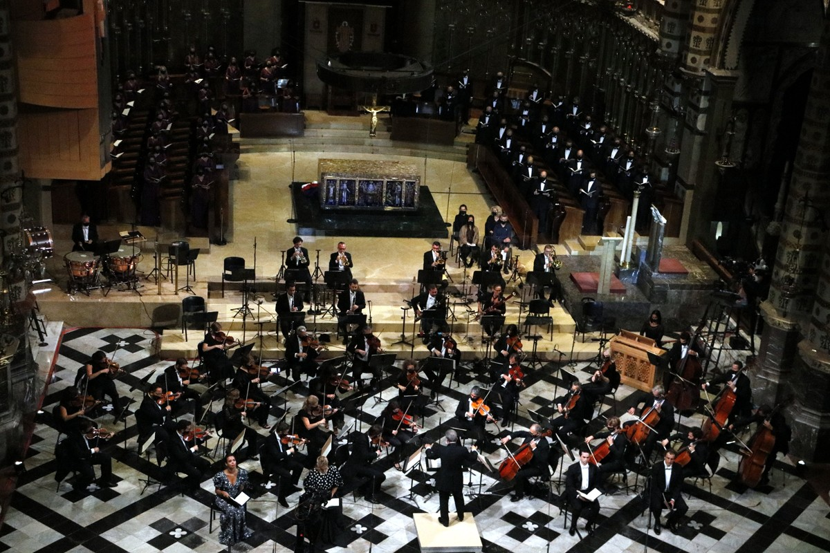 No Et Perdis El Concert Del Liceu A Montserrat!