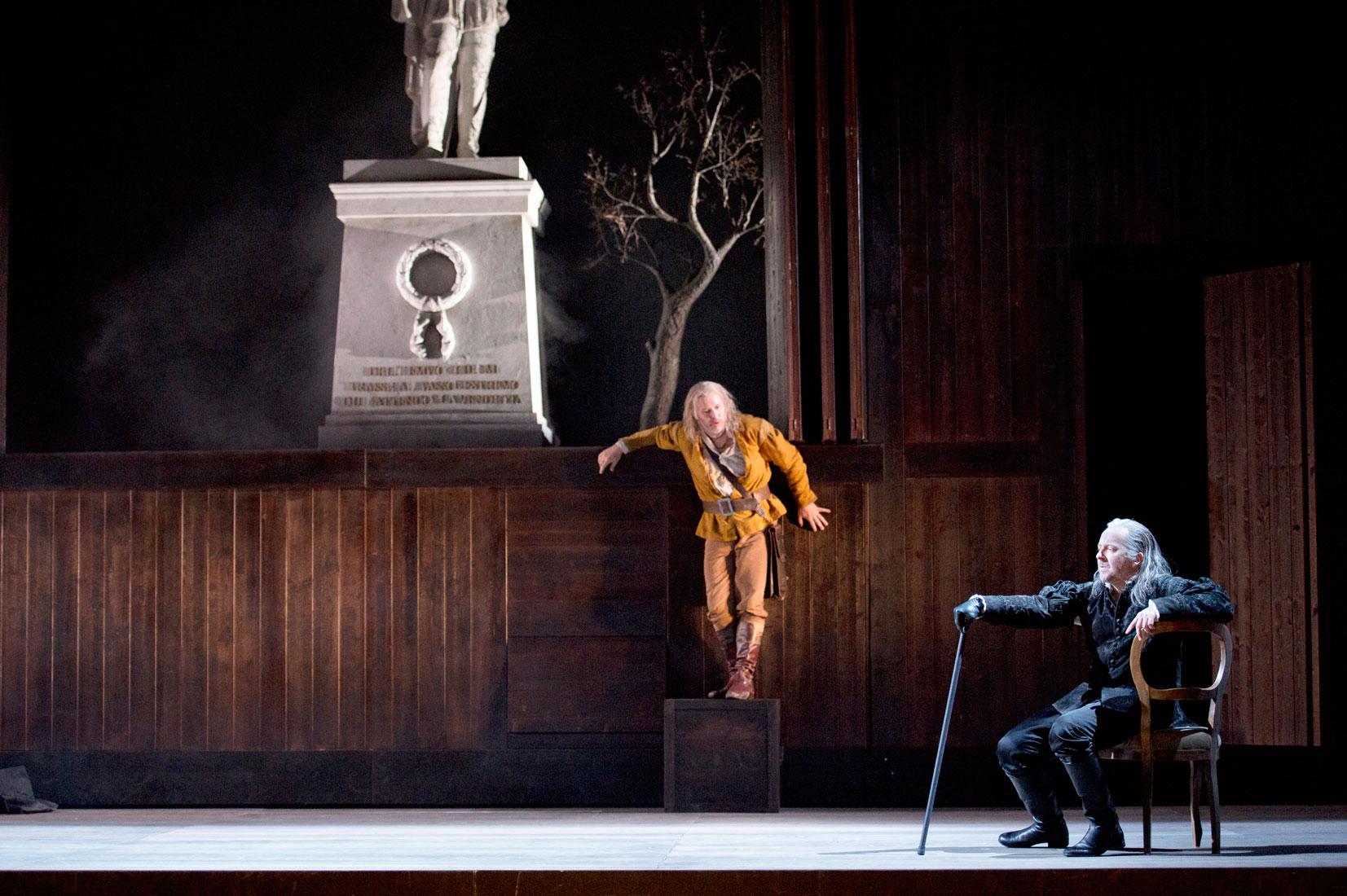Proyección Al Entorno De «Don Giovanni»