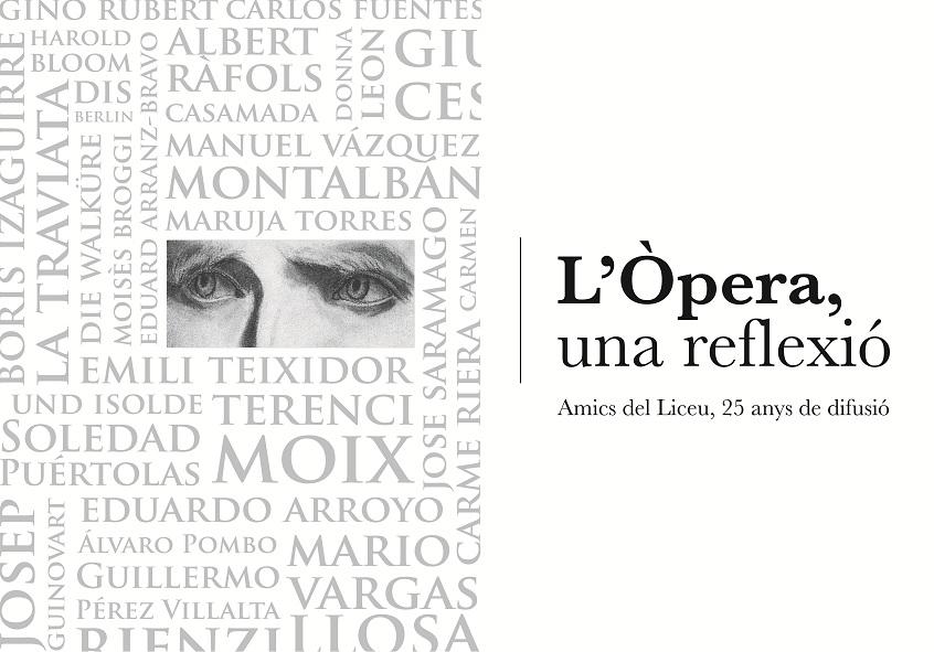 Exposició L'òpera Una Reflexió