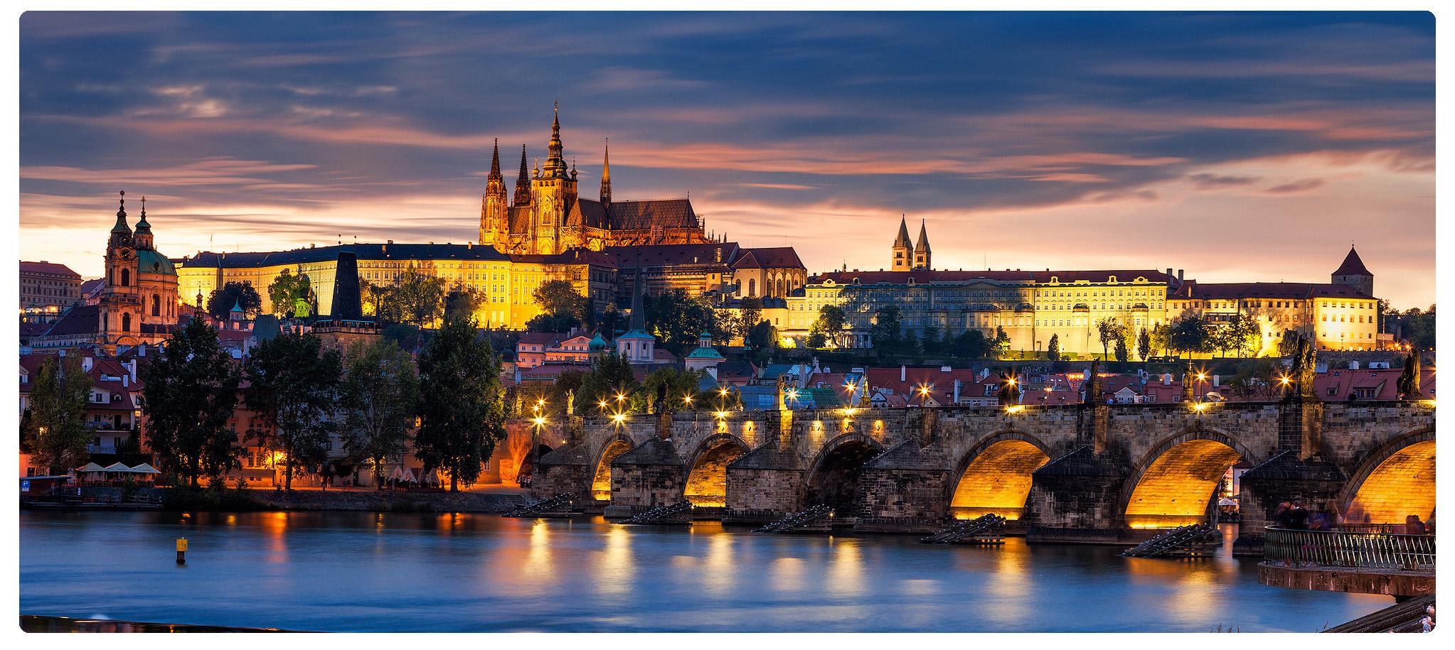 PRAGA, Del 22 Al 27 D'octubre