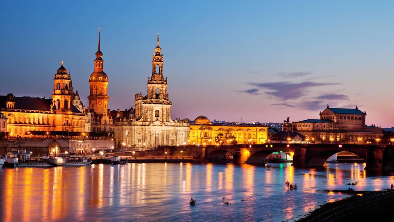 Dresden, Del 6 Al 10 De Desembre