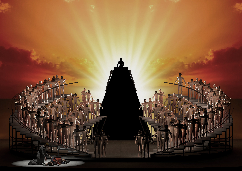 """Projecció A L'entorn De """"Turandot"""""""