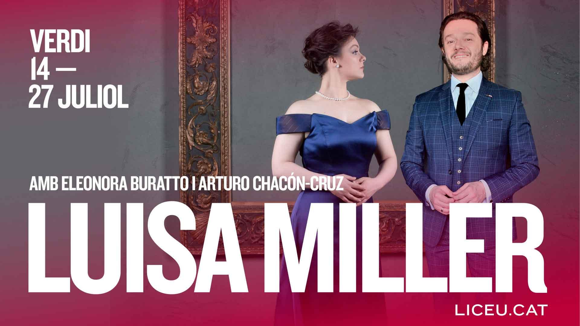 Promoció Especial «Luisa Miller»