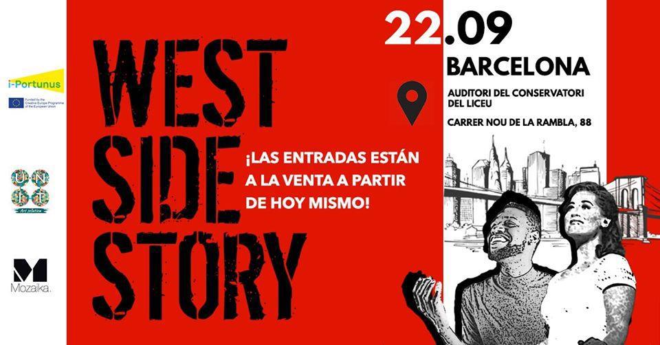 """Promoció Especial """"West Side Story"""" Al Conservatori Del Liceu"""