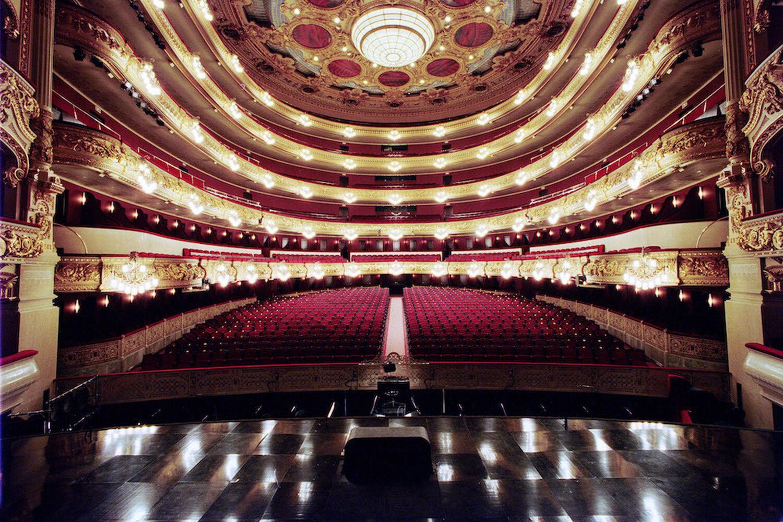 Vine A Visitar El Backstage Del Gran Teatre Del Liceu!