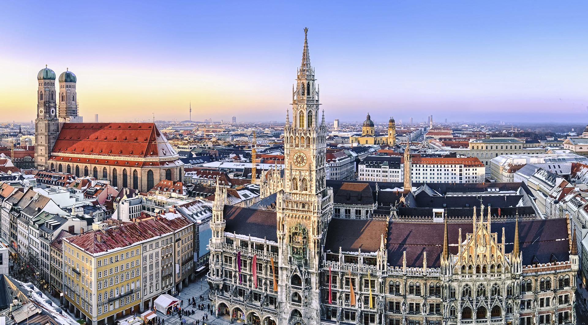 VIAJE CANCELADO Munich, Del 18 Al 22 De Julio