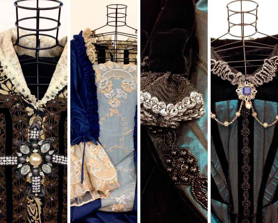 Disfruta De Los Vestidos De Montserrat Caballé En El Museu De Les Arts Escèniques