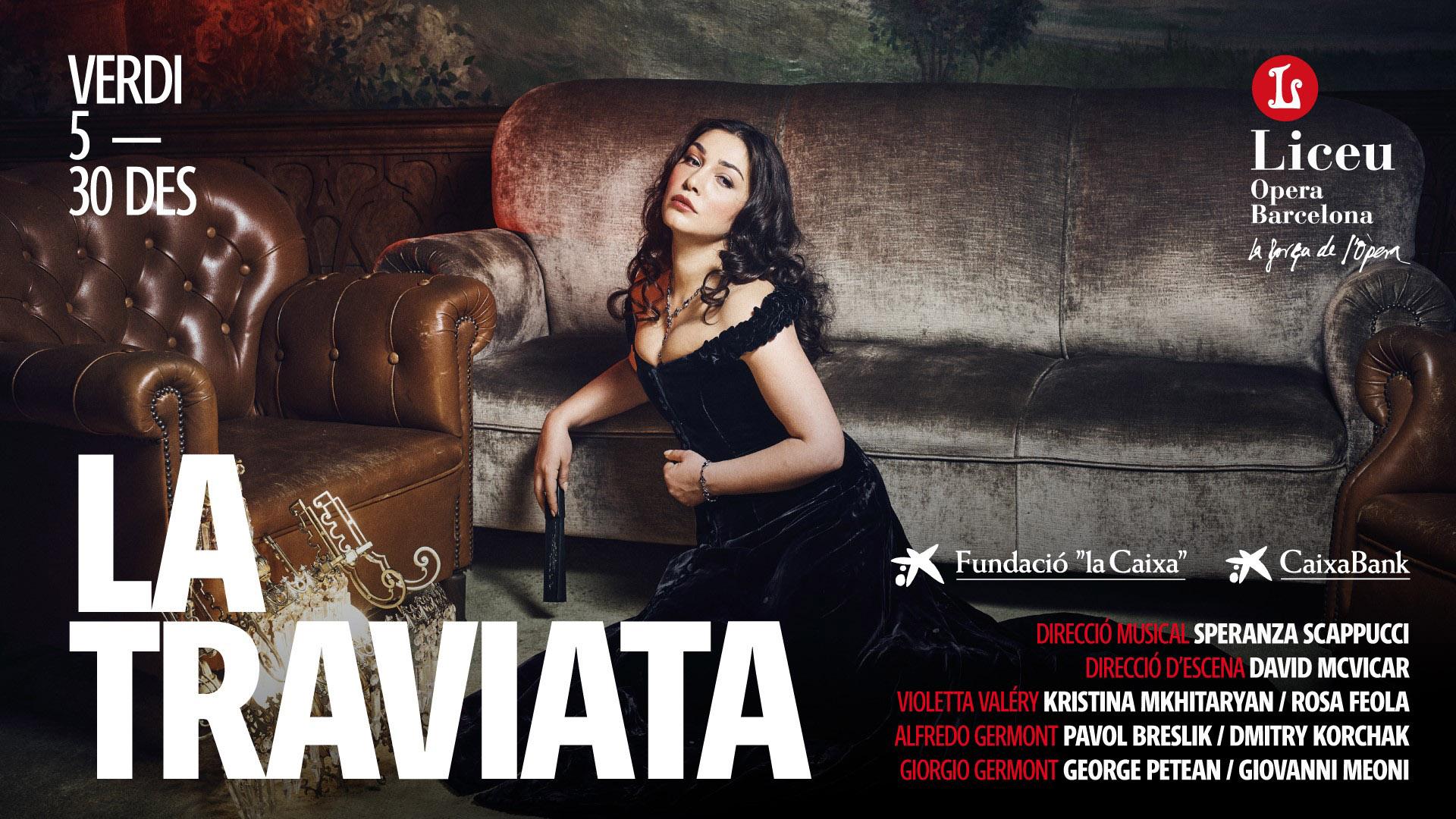 Proyección Al Entorno De «La Traviata»