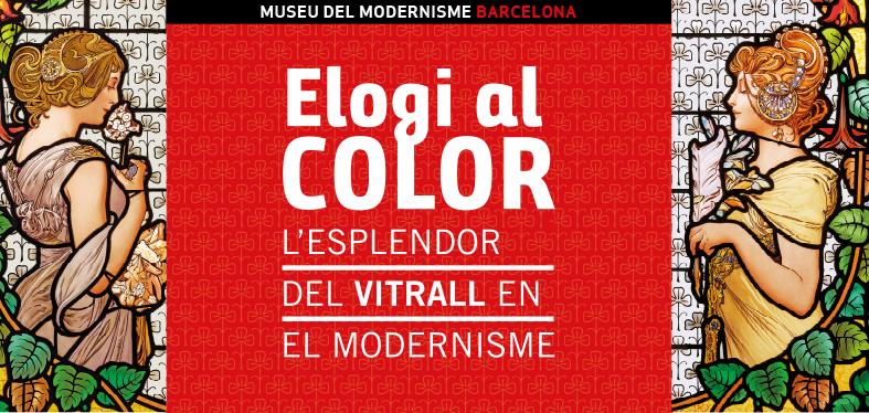 Visita Comentada A La Exposición «Elogi Al Color»