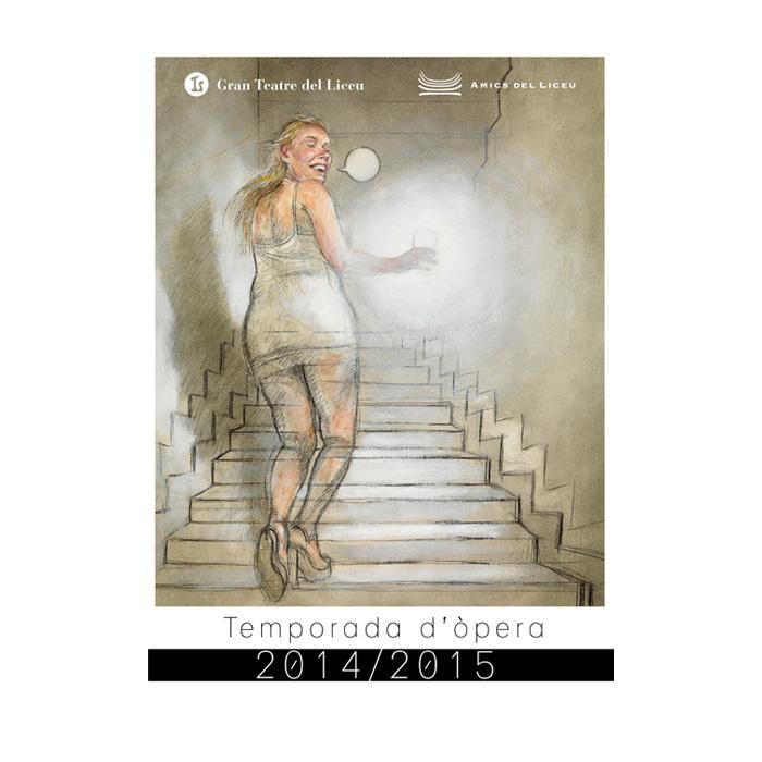 Ediciones Anteriores Del Libro Temporada D'Òpera